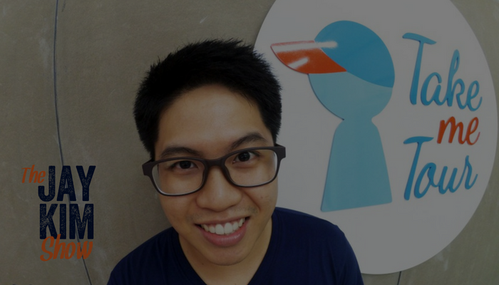 97: Taro Amornched, co-founder and CEO of Take Me Tour